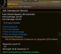 SilenceBow 01