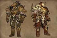 Berserker gear