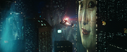 Blade Runner spinner flyby