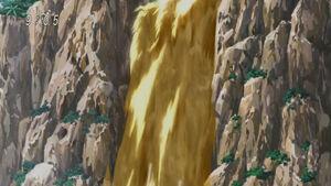 Wodospad Consoumen