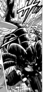 Hercules Dragon slashed