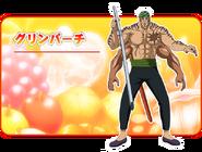 Grinpatch Anime Design