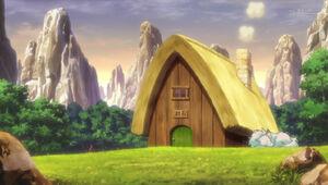 Nonchy house