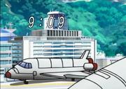 SpaceAirportAnime