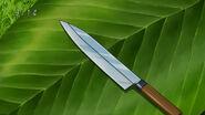 Cuchillo de Cocina de Komatsu