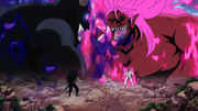 Toriko and Starjun intimidations come out