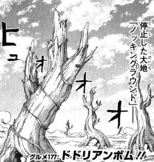 Powalone Ziemie (manga)