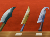 Melk Kitchen Knife
