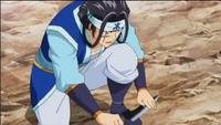 Botas afiladoras Anime