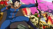 Akimaru fights the Bishokukai