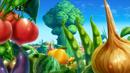Vegetable Sky.... Eps 46
