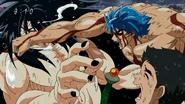 Toriko punches Starjun