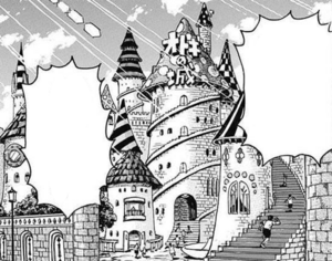 New Fairy Tale Castle