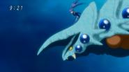 Safla goes underwater