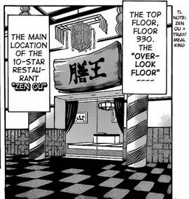 Zen ou manga