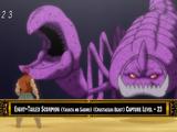 Eight-Tailed Scorpion