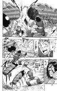 Zonge killing Giant Millipede