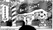 Barber gourmet