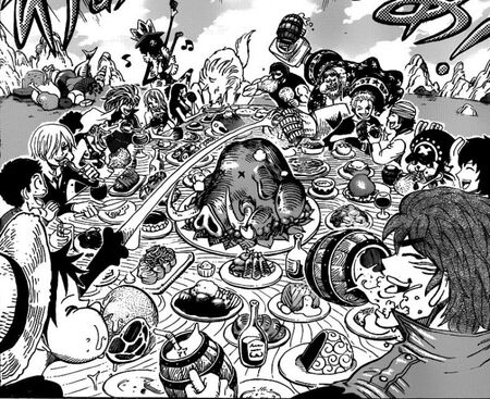 Fiesta Crossover(Manga)