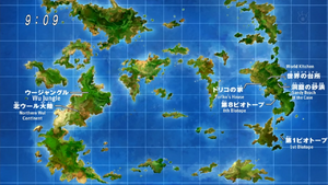 Human World Map