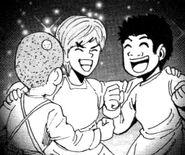 Komatsu, Ootake and Ume