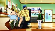 Barber Gourmet Anime 2
