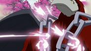 Red Nitro is hit by Chiru