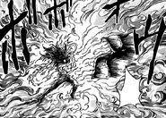 Starjun using Camp Fire Tsuyobi