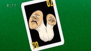 Human-Faced King Trumpet Mushroom card1