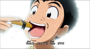 Komatsu in Opening Guts Guts
