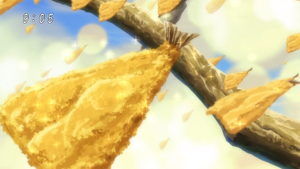 Fried Horse Macko Tree. Eps 35