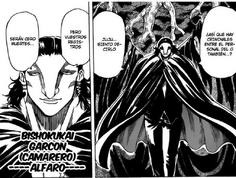 Alfaro confrontando ha Megarodras y Goblin Ramon
