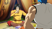 Toriko eating witrh Aimaru Eps 102