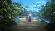 Toriko & Komatsu in Baron Island