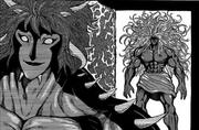 Los demonios de toriko