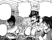 Midora y su familia