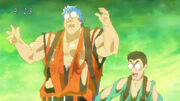 Toriko and Komatsu clothes rotting from the smell