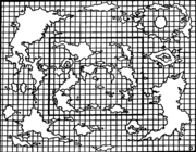 Toriko blank map