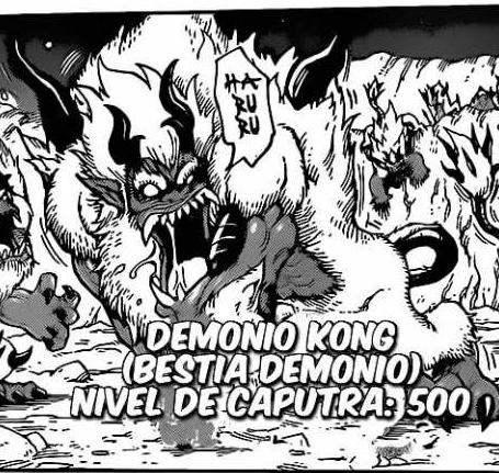 Demonio Kong | Wiki Toriko | FANDOM powered by Wikia