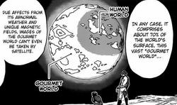 El Mundo de Toriko