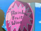Rainbow Fruit Wine