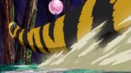 Asura Tiger tail attack