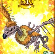 Chiyo's Beast Gourmetbattle Card