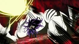 Midora usa el meteoro de especias