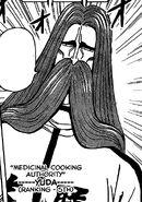 Yuda enters Cooking Stadium