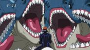 SharkcrocodileVSTakimaru