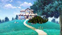 Toriko's sweet house
