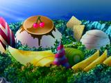 Hungry-la Island