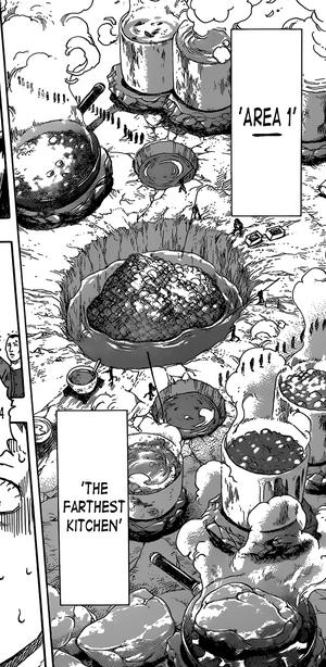 Farthest Kitchen