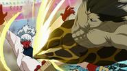 Elg hits Brunch with Herak Kick